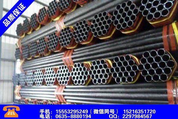 江蘇蘇州鋼套鋼管止跌反彈