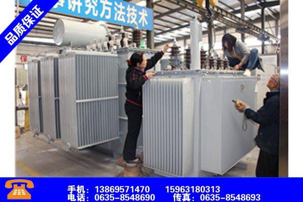 邵阳隆回变压器厂家行业展望
