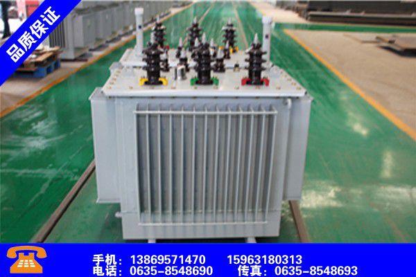 湖南懷化室外變壓器安裝投資