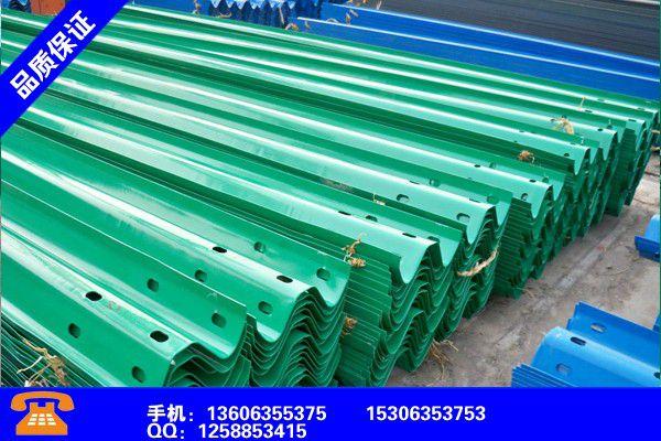 邯郸临漳三波喷塑护栏板型号尺寸检验依据