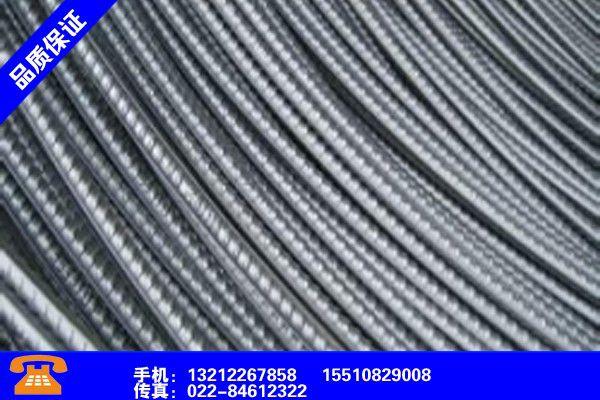 赤峰林西精轧螺纹钢型号与尺寸知名厂家