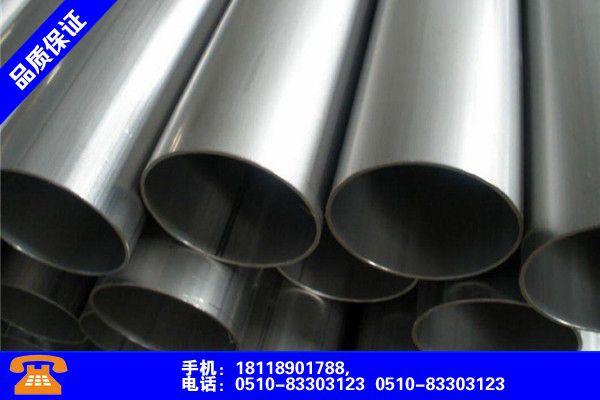 湖北随州不锈钢装饰管材规格表用途分类介绍