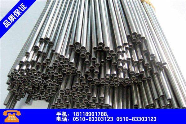 浙江丽水不锈钢装饰管规格尺寸谈新趋势
