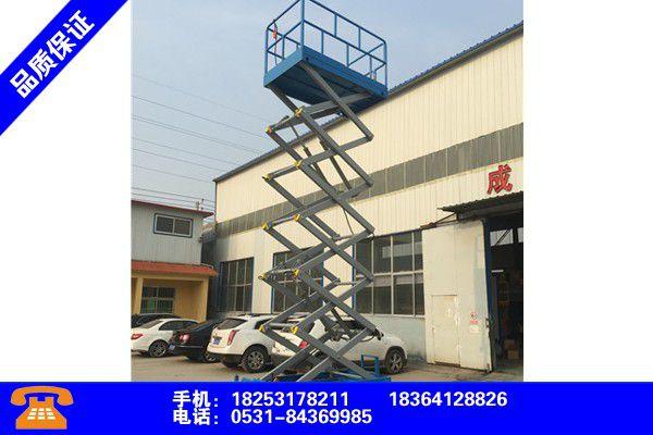 江门江海升降货梯结构图市场风高浪急