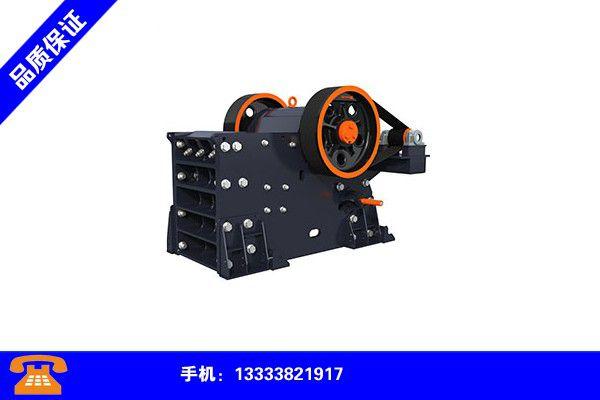 忻州代縣復合式制砂機生產分析項目