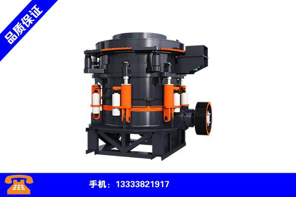 江苏苏州立轴式制砂机操作教程分析
