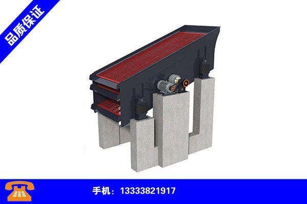 隴南武都復合式制砂機好產銷價格及形勢