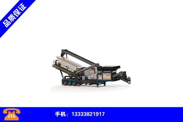 隴南武都復合式制砂機生產產銷價格及形勢