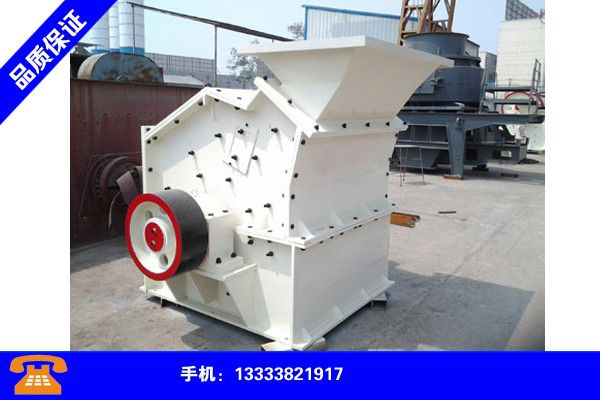 忻州寧武復合式制砂機成本價格