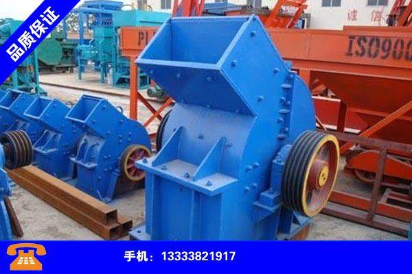 忻州繁峙復合式制砂機廠家價格怎么走
