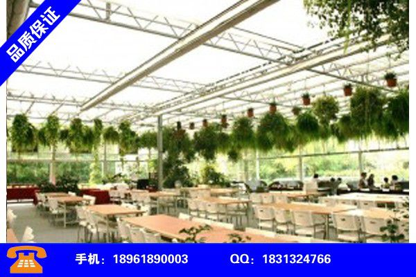 荆门阳光板温室产品使用中的长处与弱点