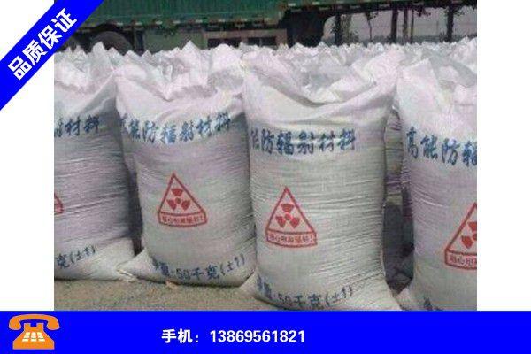 娄底新化硫酸钡砂生产线厚积而薄发