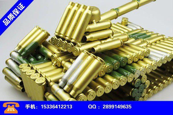 忻州河曲工艺品的炮弹产业市场发展将趋于平