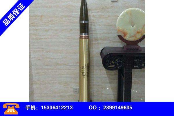 九江庐山120炮弹工艺品有多高行情仍受看