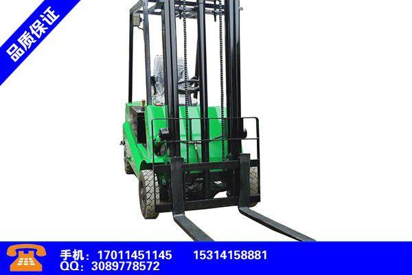 杭州滨江电动叉车2吨什么品牌好业绩良好