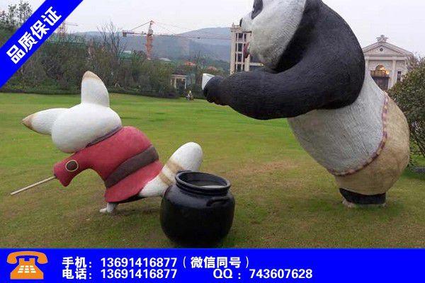 忻州河曲玻璃钢雕塑表面上色企业产品