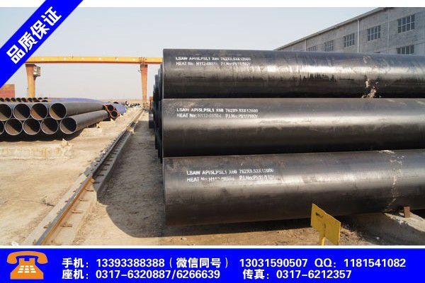 枣庄山亭48直缝钢管发挥价值的策略与方案