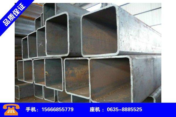 漳州芗城q235b方管重量表行业出炉