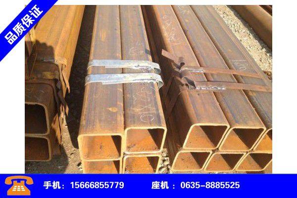 新乡凤泉q235b方管生产加工厂家直销检