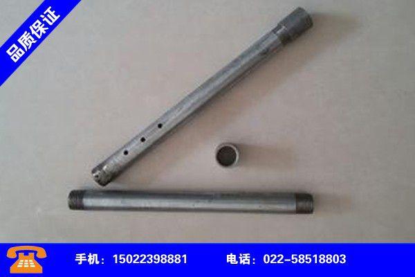 声测管壁厚允许偏差声测管要不要送检技术创
