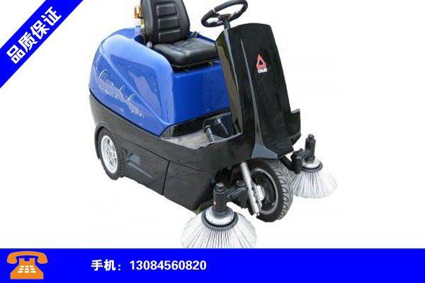 连云港赣榆工程清扫车作业标准产品的区分鉴别方法
