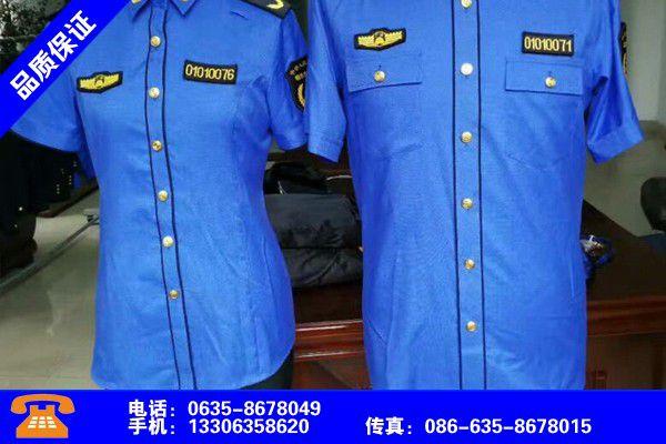 浙江台州标志服生产产品的广泛应用情况