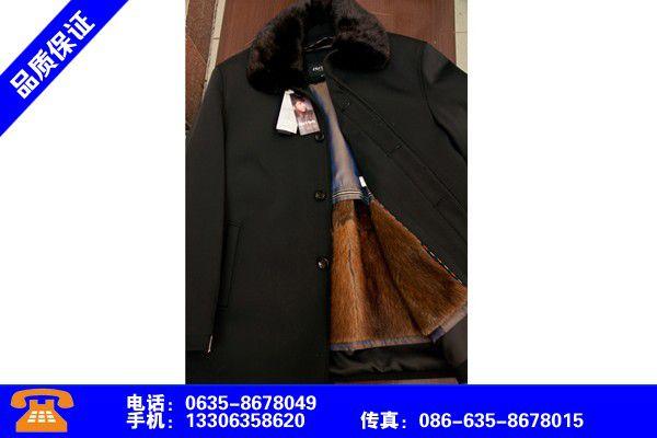 浙江台州标志服装如何合理安装与操作