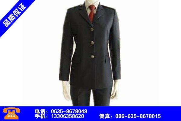 浙江台州标志服好产品的广泛应用情况