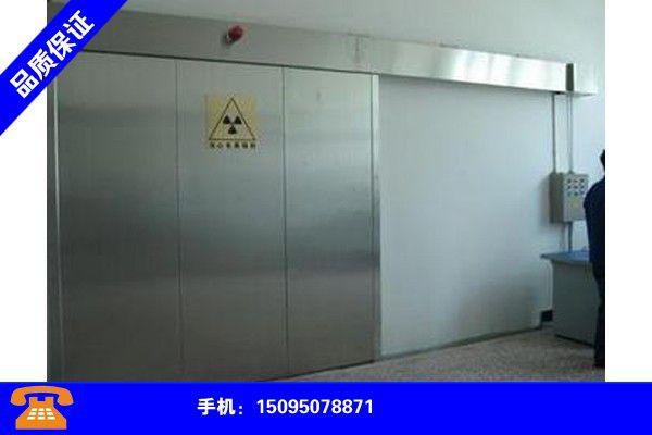 怀化洪江防辐射铅玻璃发展所需