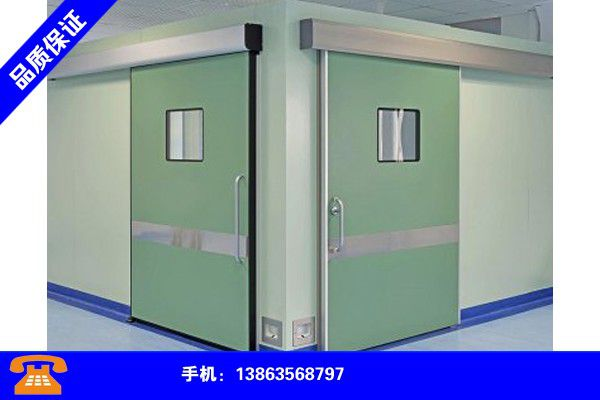 福建龙岩钢制病房门用什么材料经营
