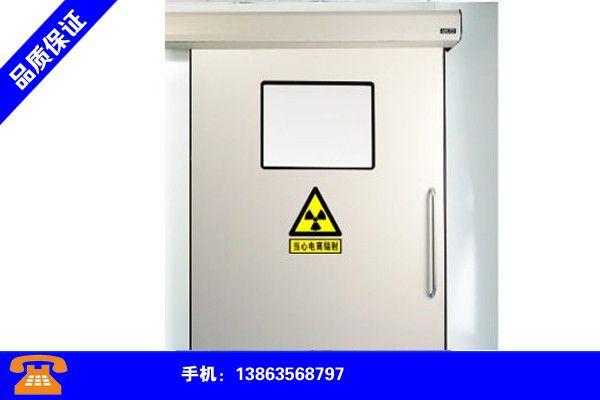河南信阳防护铅玻璃品质管理