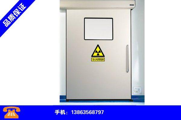 宜春奉新防辐射铅玻璃公司生产