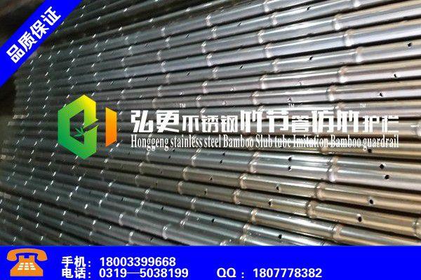 九江修水仿竹护栏厂家产品的优势所在