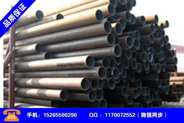安徽亳州无缝弯管加工产品的性能与使用寿命