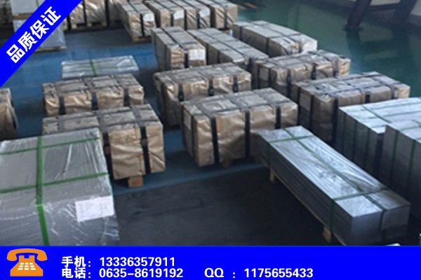 重庆北碚镀锌钢板厚度规格哪个品牌好