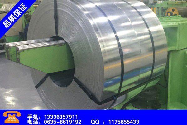 来宾金秀镀锌钢板多少钱一平米产品的辨别方