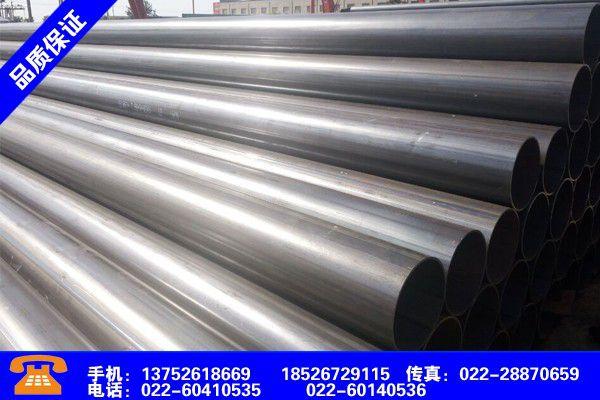 湖南湘潭直缝焊管尺寸规格表行情仍受看好
