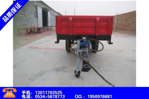 铜川印台拖拉机自卸拖车新闻资源