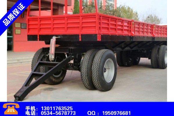 长治沁县移动发电机组拖车行业的佼佼者