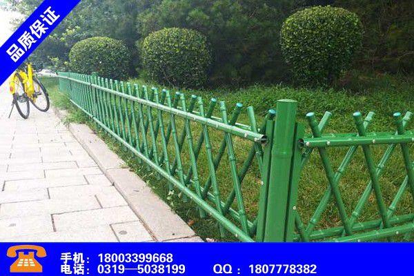 云南德宏竹节护栏制造商