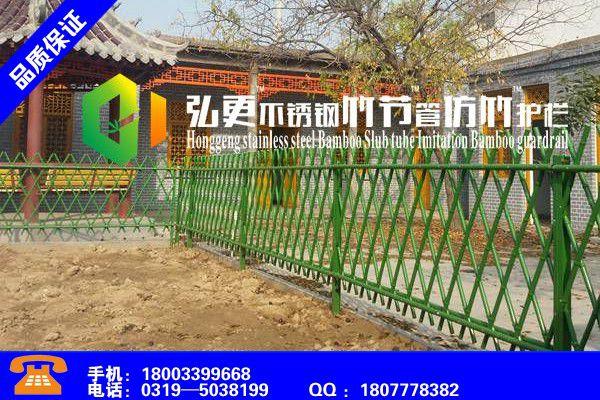 湖南益阳景观护栏主要功能与优势