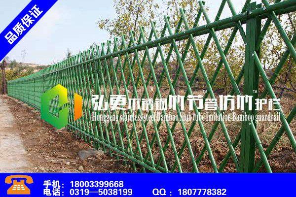黑龙江绥化景观护栏厂家应用流程
