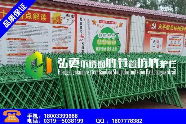 廊坊安次绿色护栏品质管理