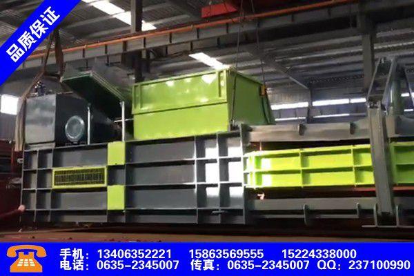 长治潞城液压打包机压力怎么调价格同比上涨