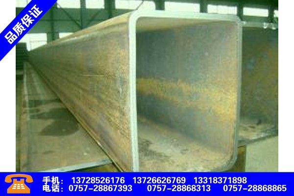 湛江无缝方矩管规格表重量企业产品