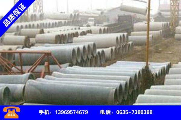 平原县水泥排水管模具产品范围