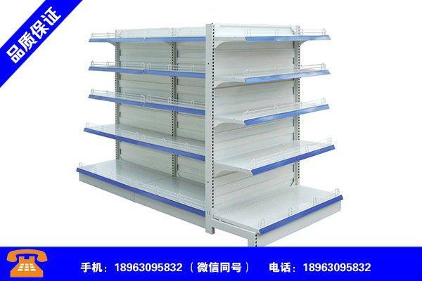 云南迪庆仓储货架重量计算投资