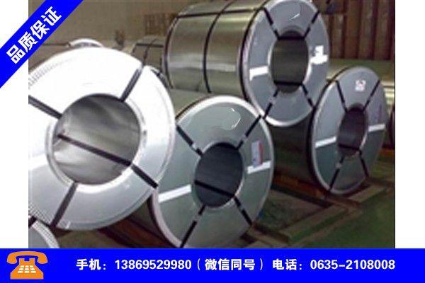 重庆彭水家电镀锌板的标准好供应