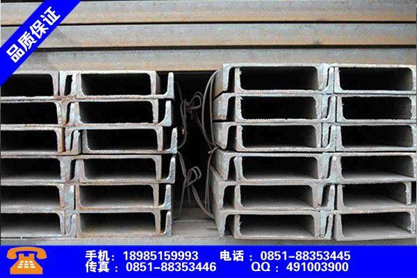 林芝工布江达工字钢规格表及重量表包装策略