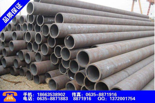荆州荆州Q355B无缝管材质有哪几种品质